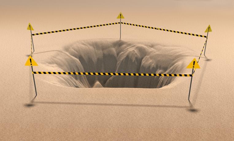MUNDANE MYSTERIES: How does quicksand form?