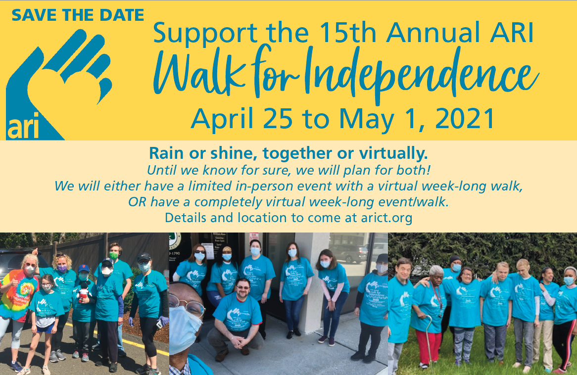 The 15th Annual Walk for Independence