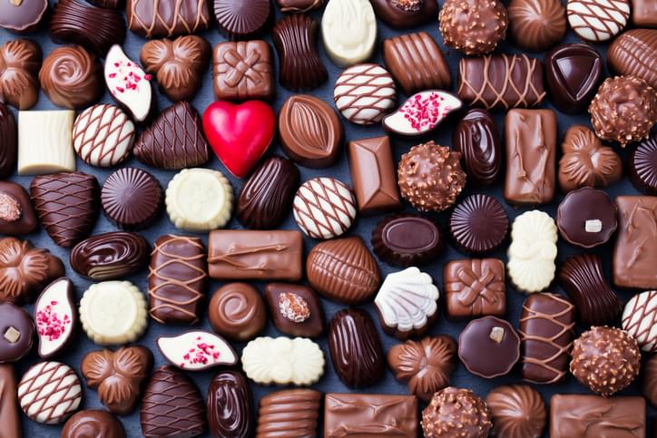 MUNDANE MYSTERIES: Why do we celebrate Valentine's Day with candy?