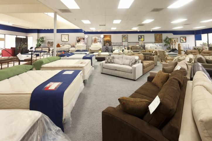 TELL ME SOMETHING GOOD: Texas Furniture Store Owner Opens His Doors To Help People During Crazy Winter Weather
