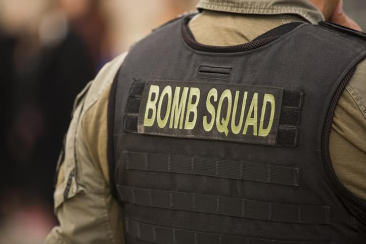 TELL ME SOMETHING GOOD: Bomb Squad Makes Unexpected Pleasent Discovery