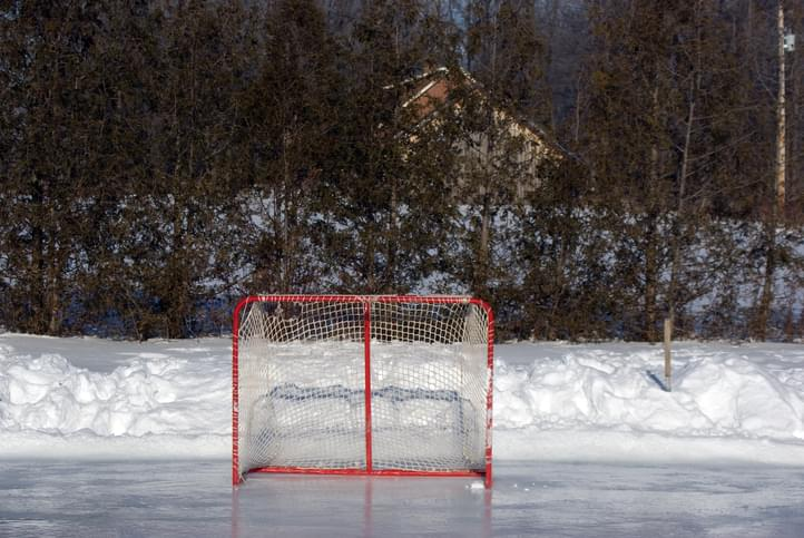 TELL ME SOMETHING GOOD: Fire Department Helps Out Woman With Backyard Ice Rink