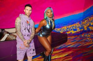 Adam Levine - Megan Thee Stallion Press Photo web (1)