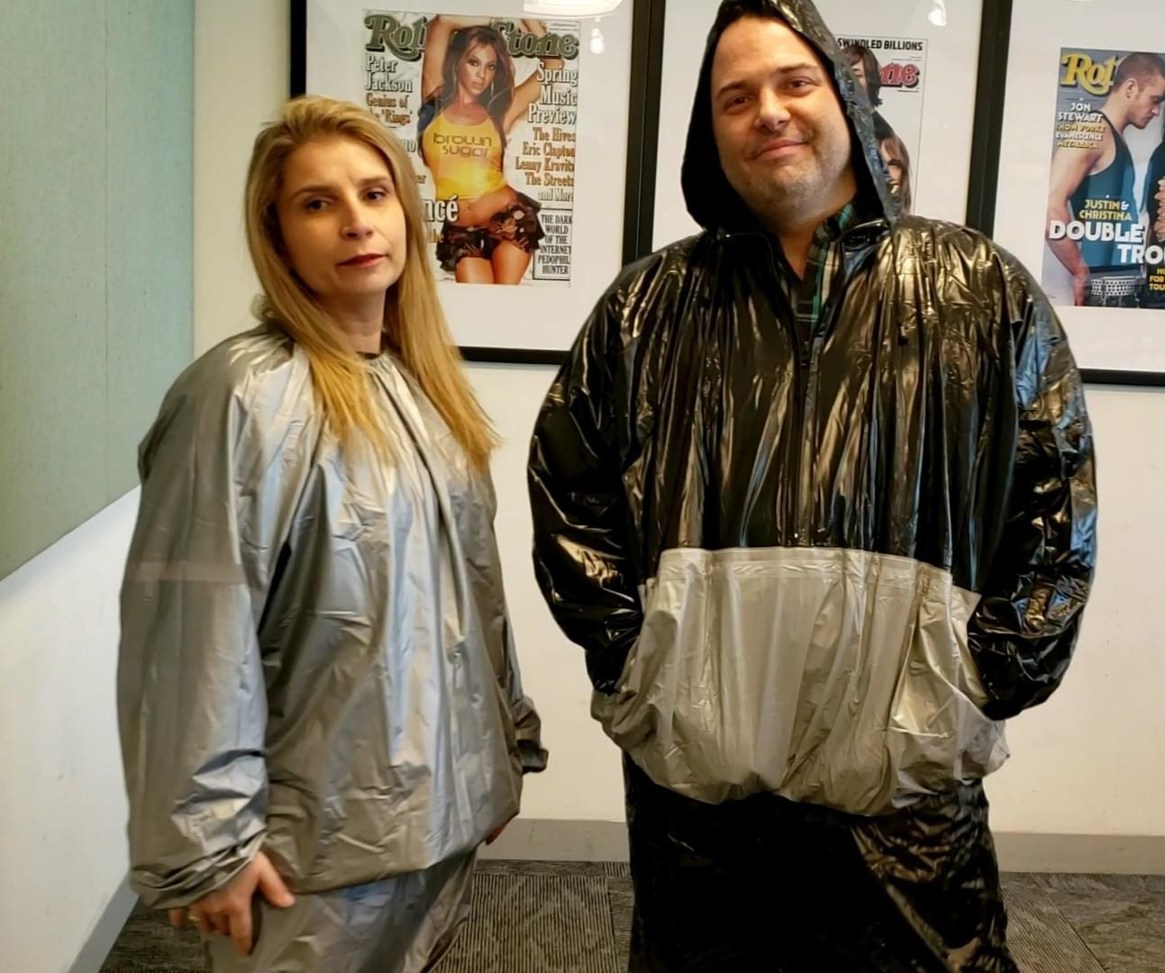 Anna & Raven Review Sauna Suits