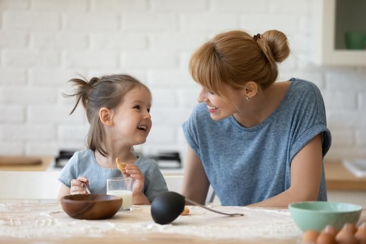 I SHOULD HAVE KNOWN THAT! 1 out 3 moms say this is their favorite food to take from their children's plate