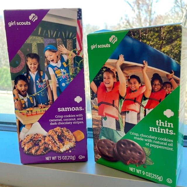 TELL ME SOMETHING GOOD: Girl Scout Breaks Cookie Record Selling Over 30,000 Boxes