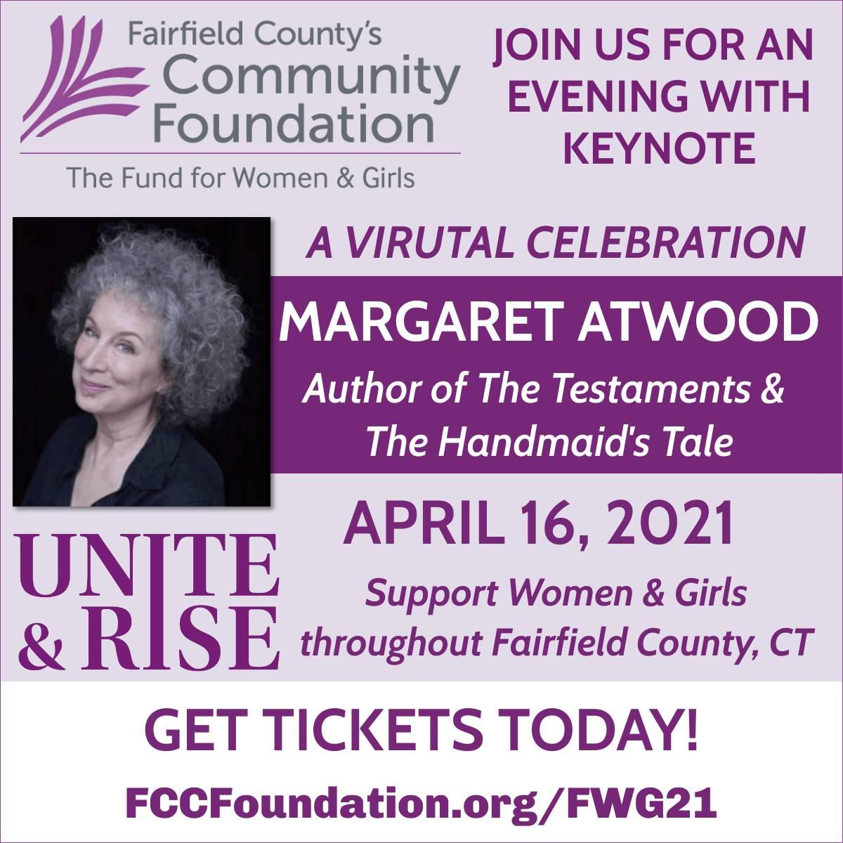 The Fund For Women & Girls 2021 Virtual Celebration