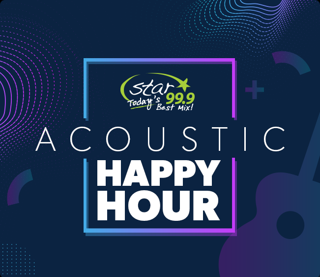 Star 99.9 Acoustic Happy Hour