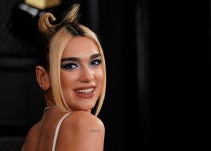 FILE PHOTO: 62nd Grammy Awards – Arrivals – Los Angeles, California, U.S., January 26, 2020 - Dua Lipa