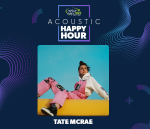 Star 99.9 Acoustic Happy Hour with Tate McRae
