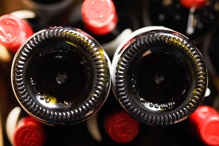 MUNDANE MYSTERIES: Why do wine bottles have a dent in the bottom?
