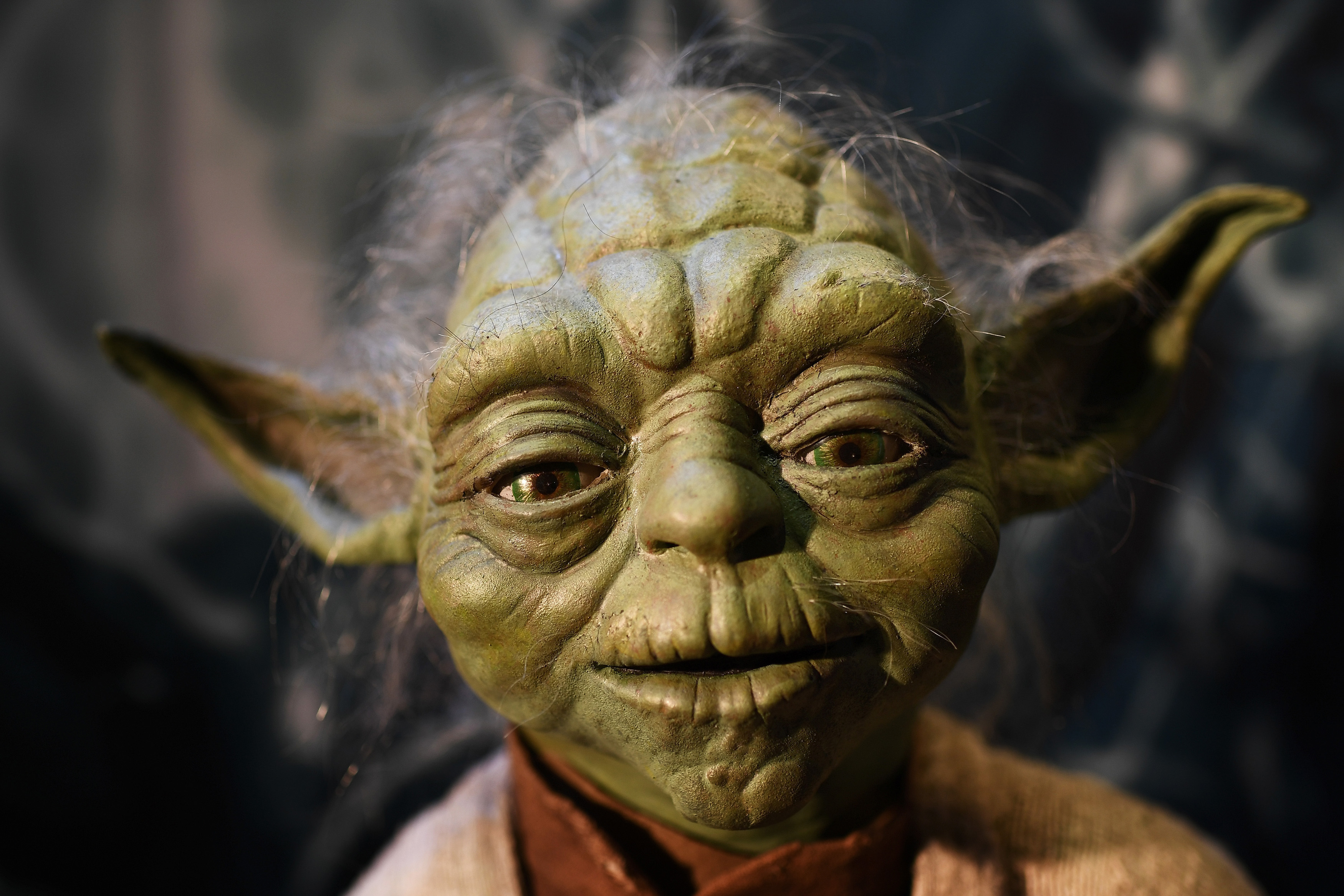 MUNDANE MYSTERIES: What species is Yoda? And is he considered a Muppet?
