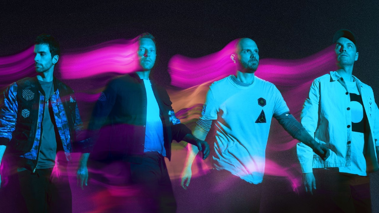 """Coldplay Debuts New Song """"Higher Power"""" In Space!"""