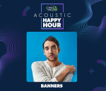 Star 99.9 Acoustic Happy Hour: Banners