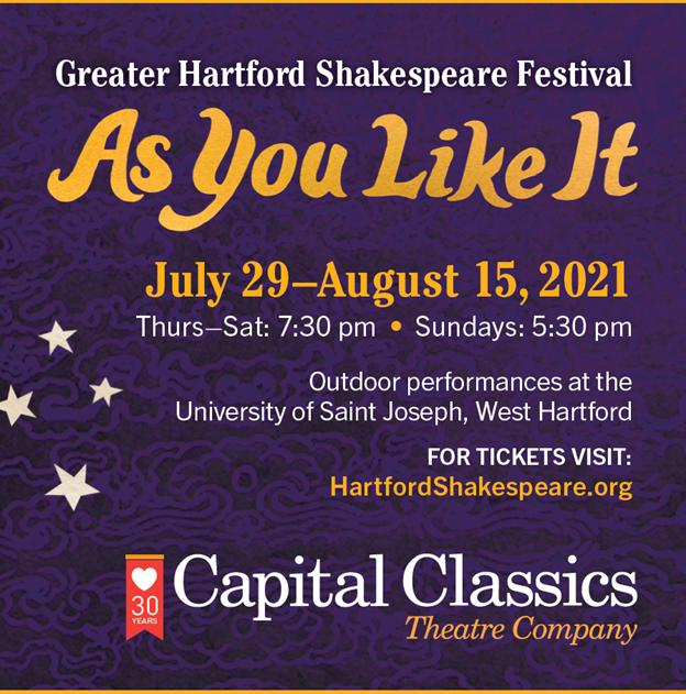 Great Hartford Shakespeare Festival