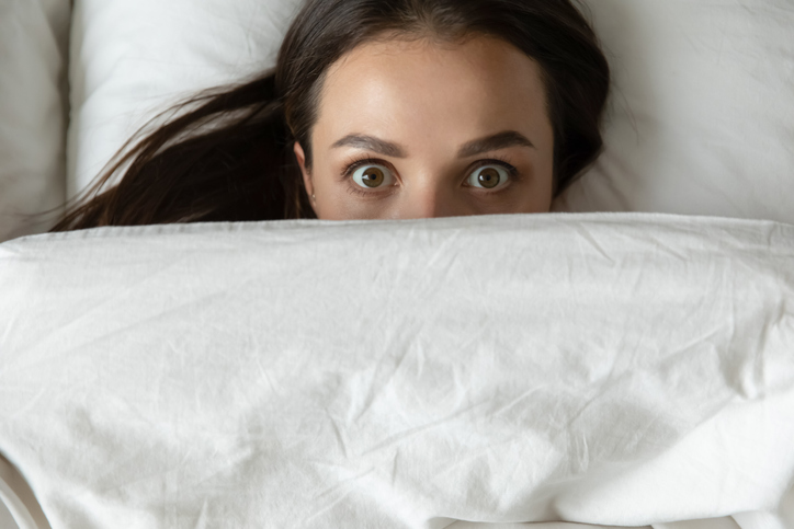 I SHOULD HAVE KNOWN THAT! 70% of people say they can't sleep when this happens