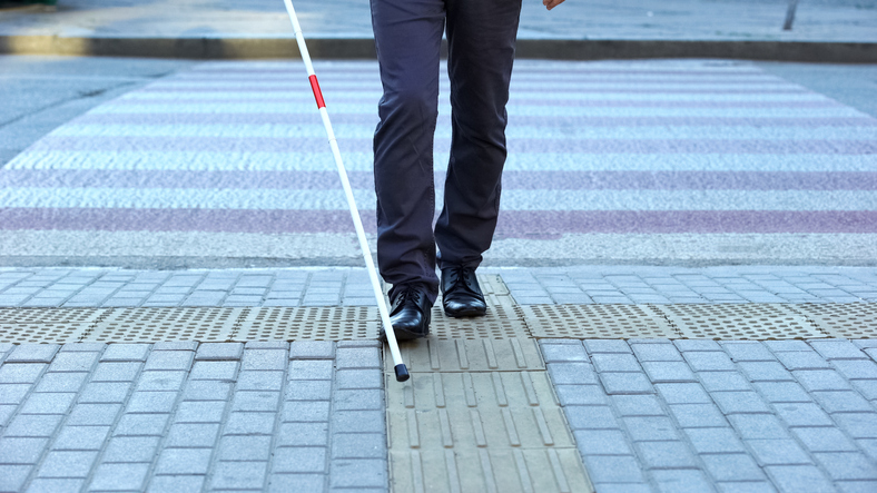 TELL ME SOMETHING GOOD: A potential inspiring breakthrough for the visually impaired