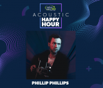 Star 99.9 Acoustic Happy Hour: Phillip Phillips