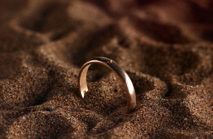 TELL ME SOMETHING GOOD: Guy gets lost wedding ring back with help from a 10-year-old