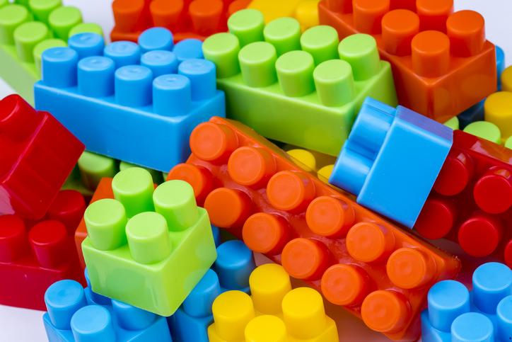 TELL ME SOMETHING GOOD: LEGO is turning plastic bottles into new LEGO bricks
