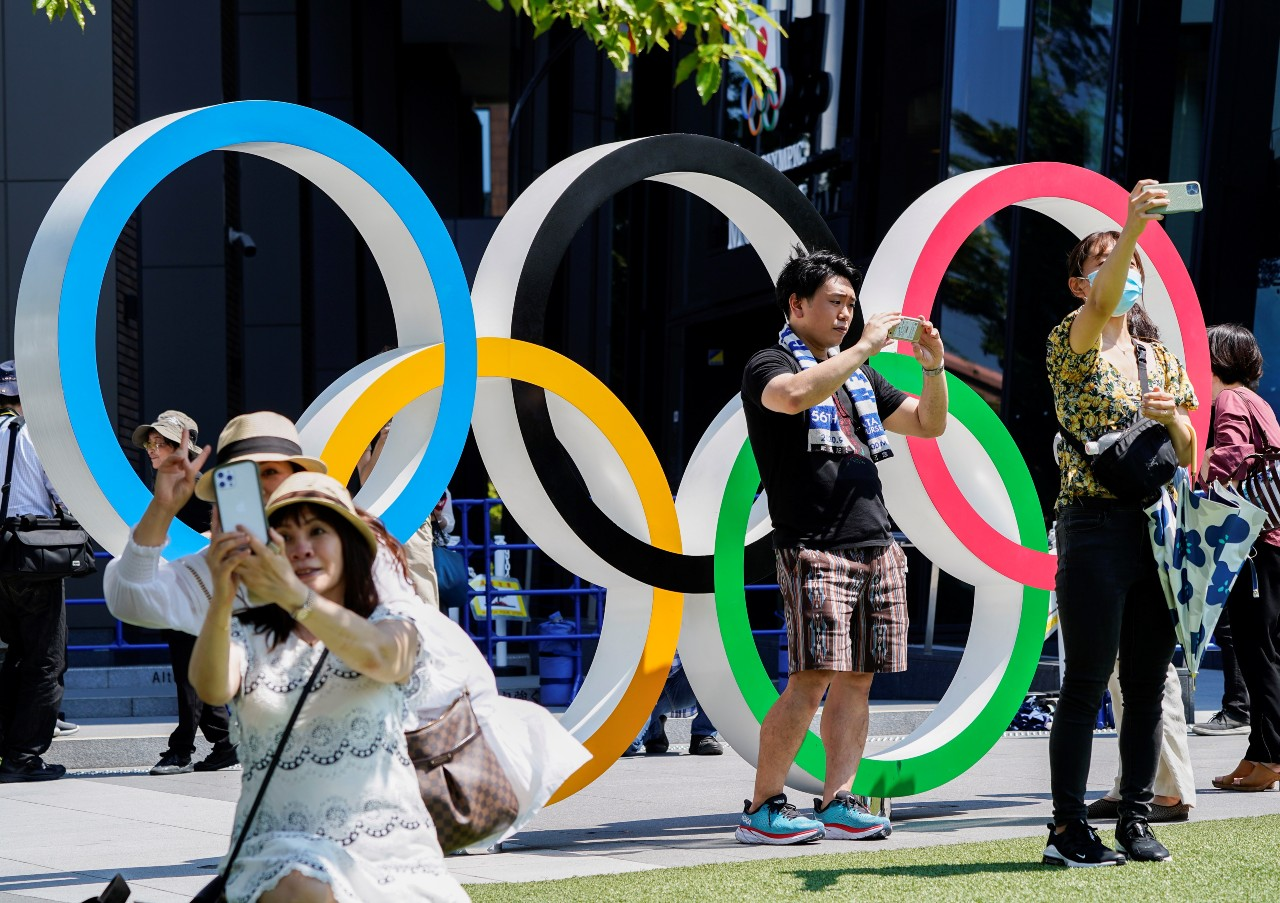 MUNDANE MYSTERIES: What do the five Olympic rings stand for?