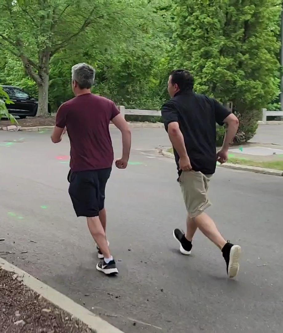The Art Of Speed Walking