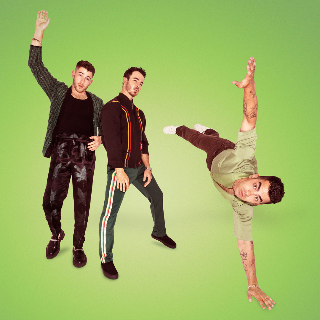 Win tickets to the Jonas Brothers