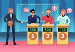 MUNDANE MYSTERIES: What is behind the contestant's podiums on Jeopardy?