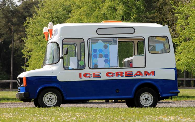 TELL ME SOMETHING GOOD: Ice Cream is about to get a lot safer for kids starting October 1st