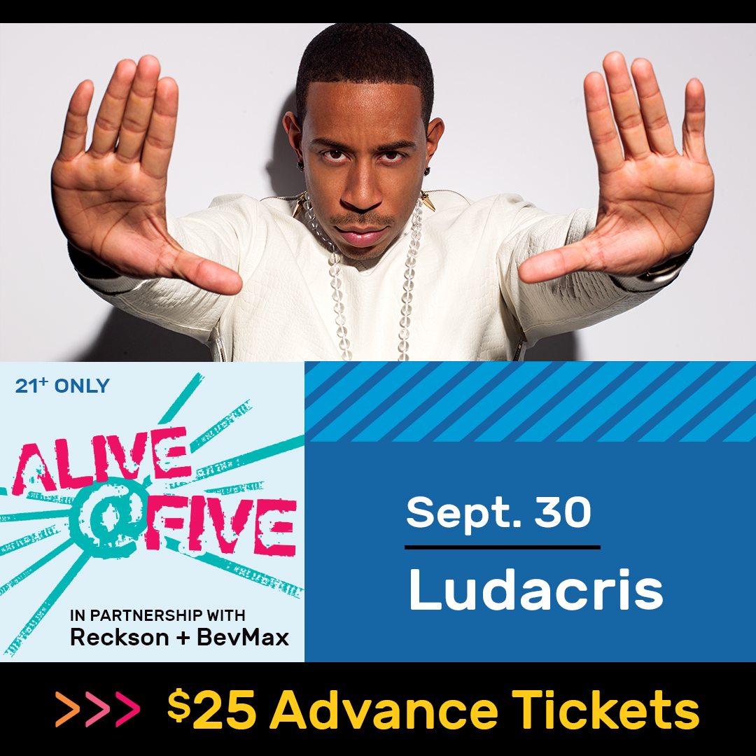 Win tickets to Ludacris