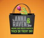 Anna & Raven Jaguar Land Rover Fairfield Trick or Treat Day