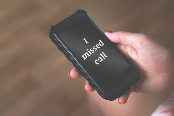 I SHOULD HAVE KNOWN THAT! : In a poll of 1,200 Americans this was the most common excuse for not answering their phone