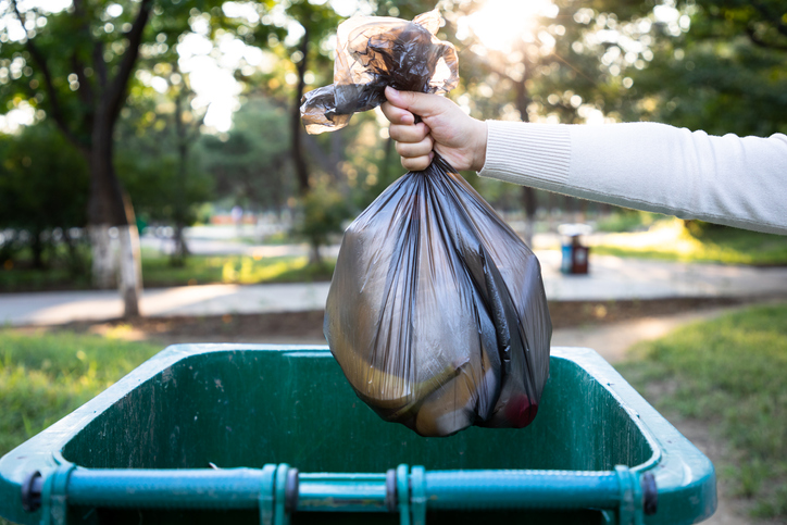 I SHOULD HAVE KNOWN THAT! Americans throw away 49 million of these each day