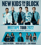 Win tickets to New Kids on the Block