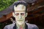 MUNDANE MYSTERIES: Why is Frankenstein's skin green?