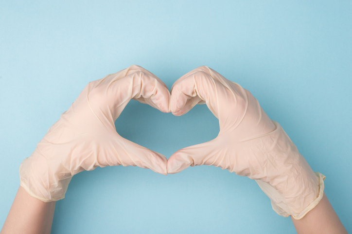 TELL ME SOMETHING GOOD: Finding love in a pandemic