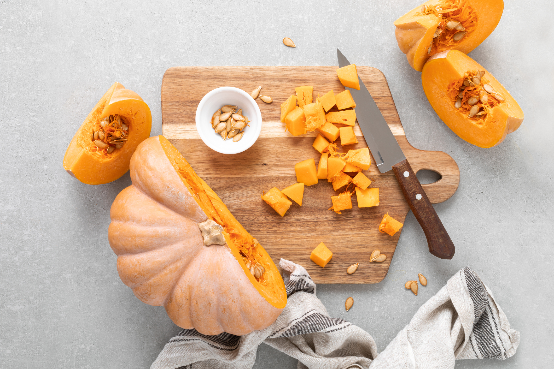 "Chef ""Plum-kin's"" Pumpkin Biscuits!"