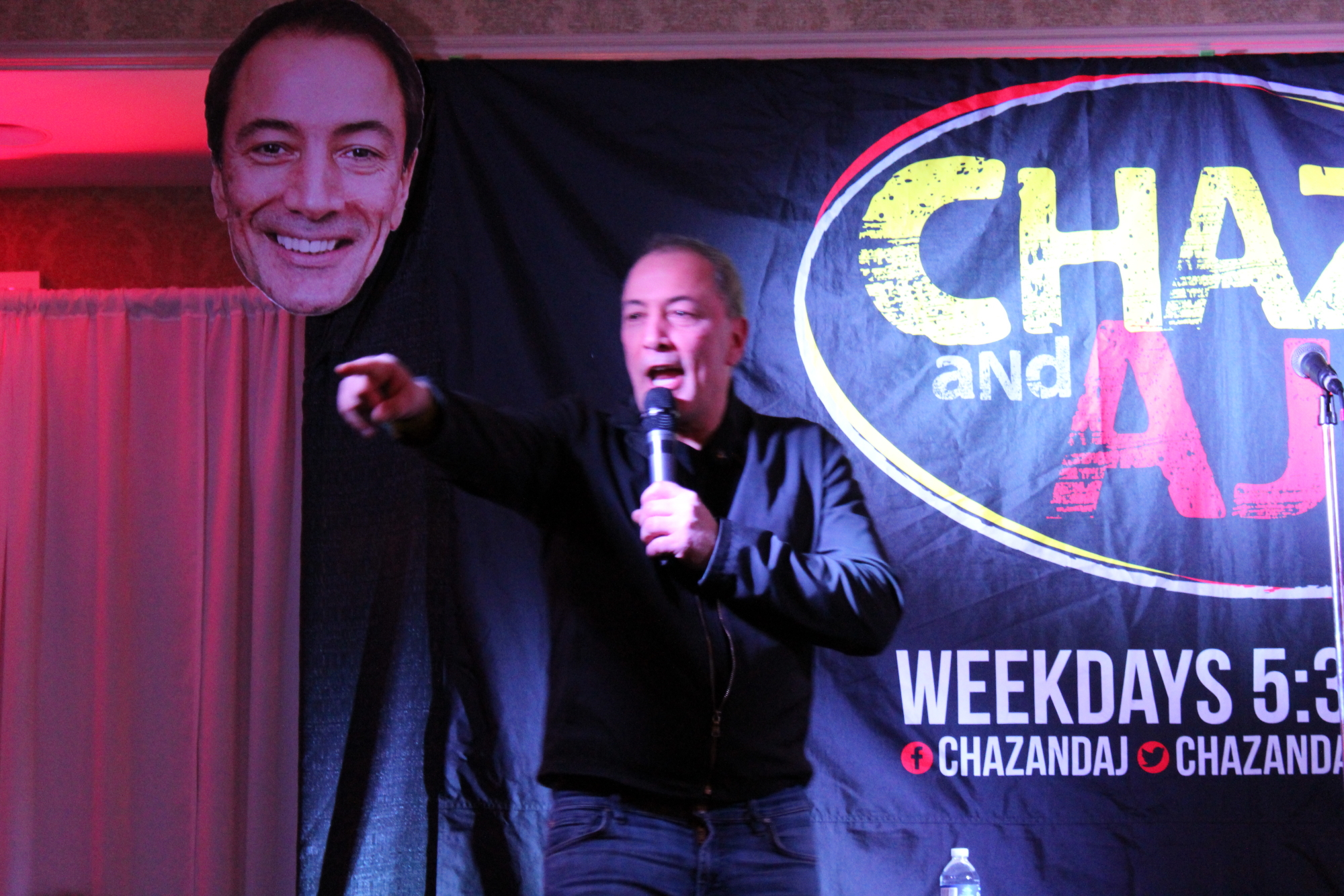 Watch the Chaz & AJ Comedy Night