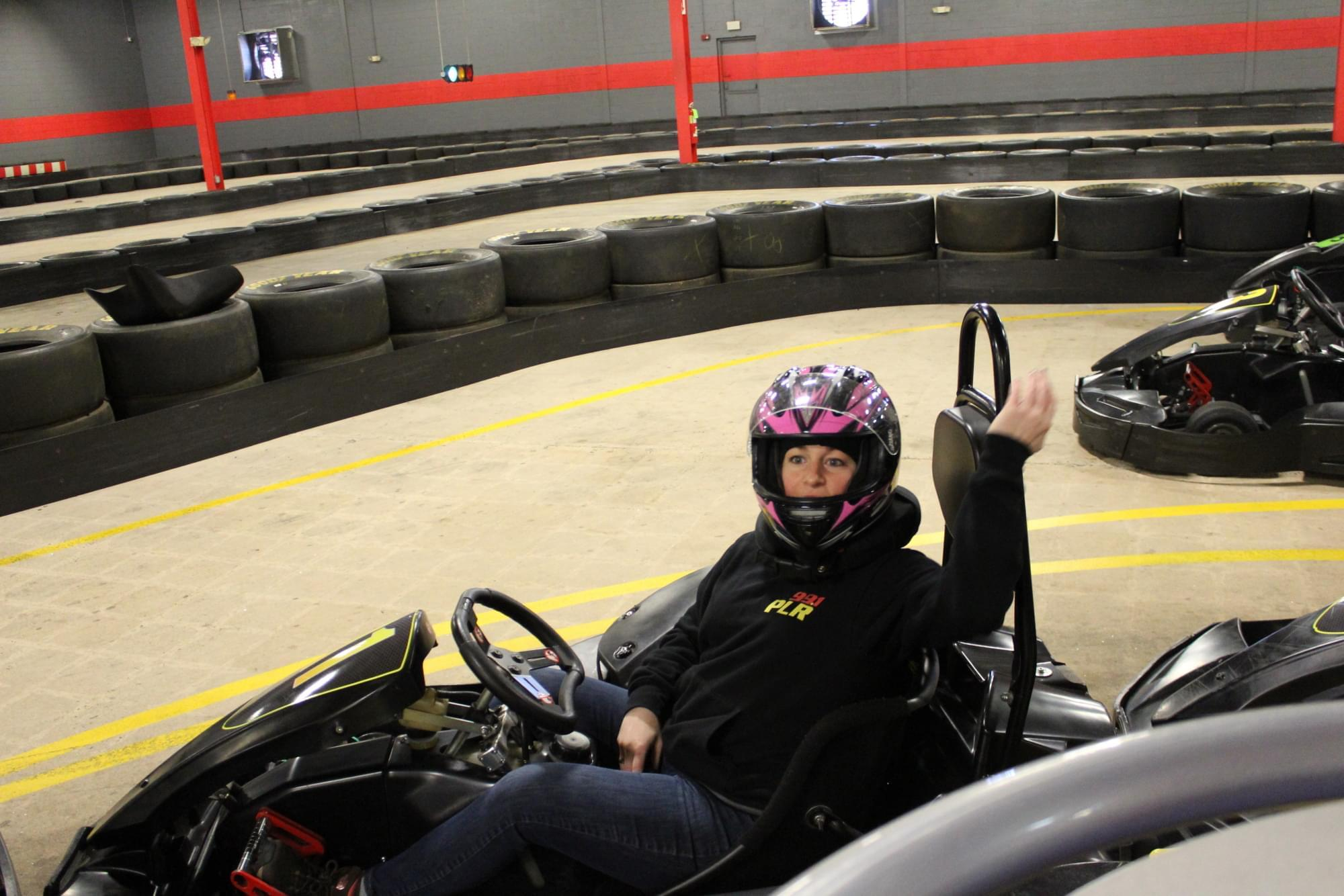 Watch the results of the Chaz & AJ Go Kart 500