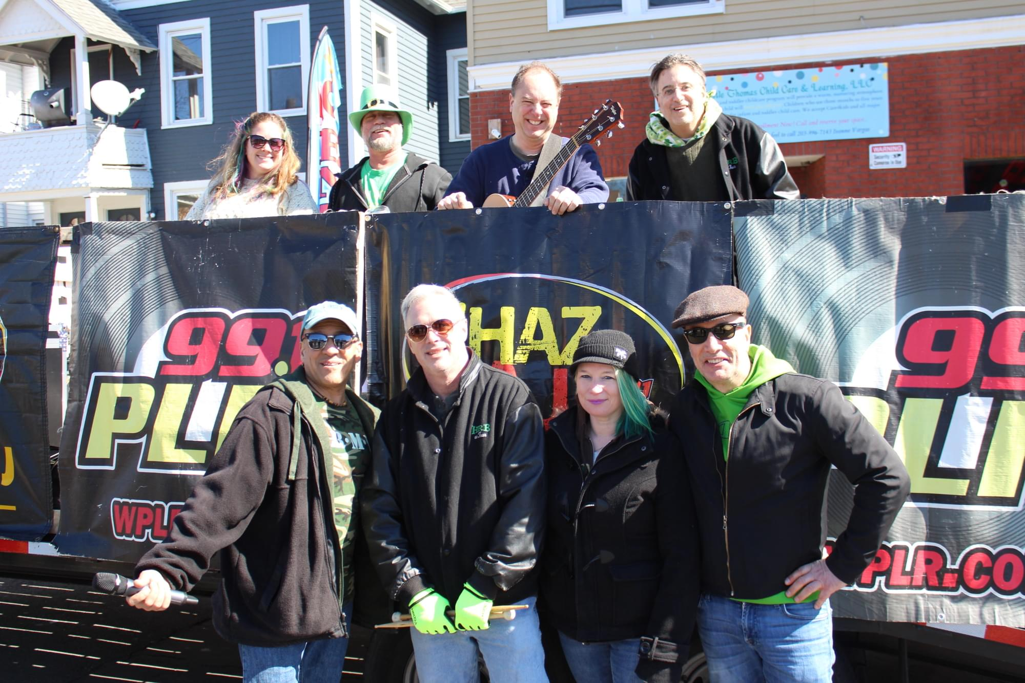 2018 New Haven St. Patrick's Parade