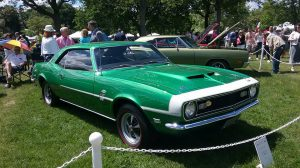 1967 Chevrolet Baldwin motion camaro