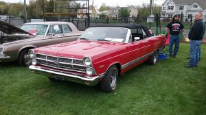 1967 Ford Fairlane GTA convert