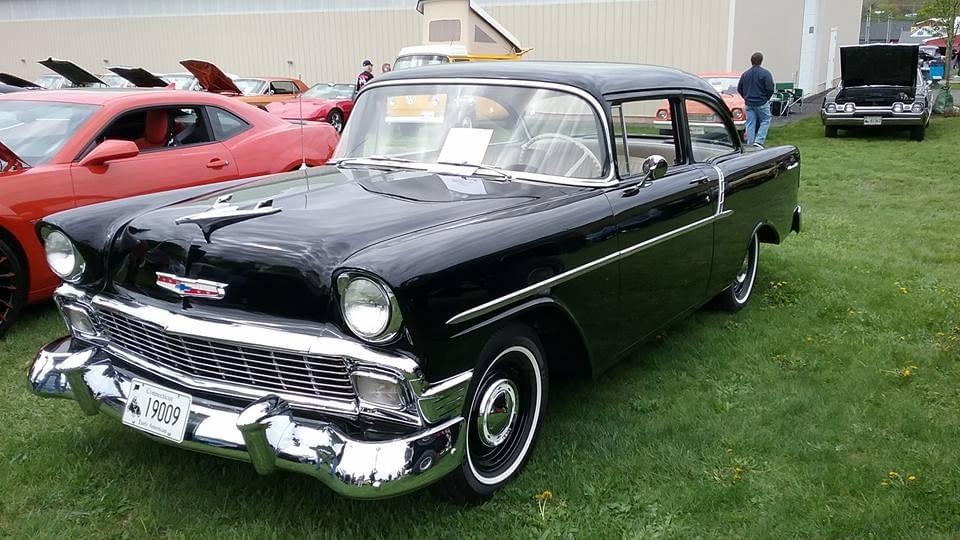 AJ's Car of the Day 1956 Chevrolet 150 2-Door Sedan