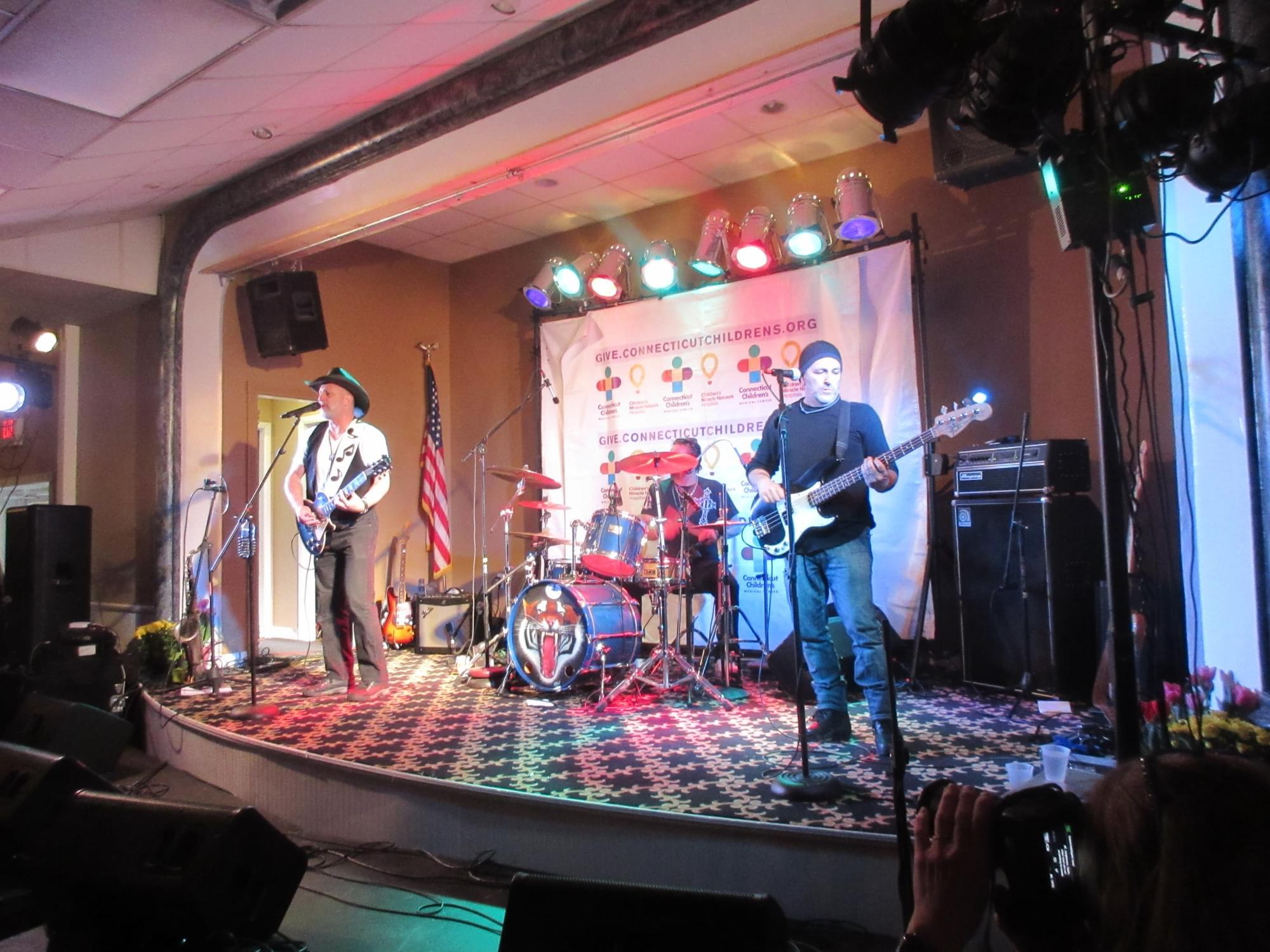 Elks Lodge 265 Benefit Concert with Crosseyed Cat