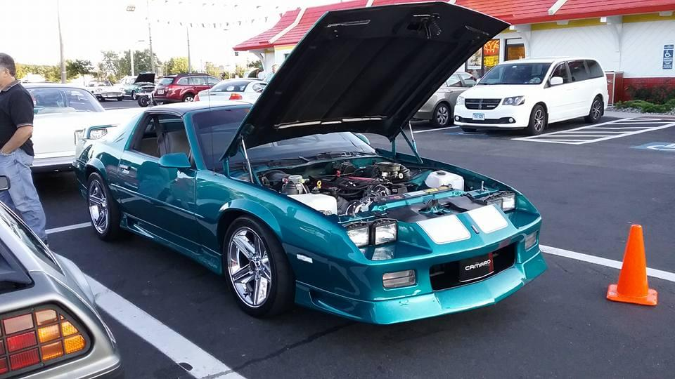 aj s car of the day 1991 chevrolet camaro z28 coupe 99 1 plr 1991 chevrolet camaro z28 coupe