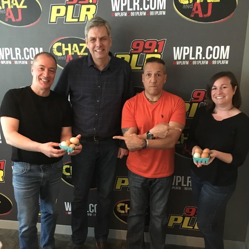4/30/18 – Chaz and AJ Podcasts – Chaz's Tolls Rant, Stoshball's Audio, Bob Stefanowski's Commercial