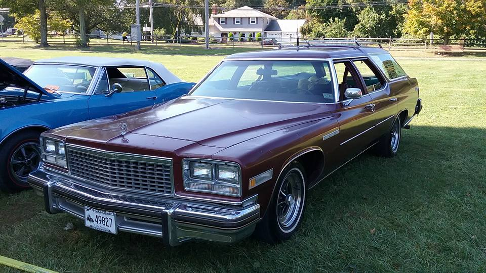 AJ's Car of the Day: 1976 Buick Estate Wagon
