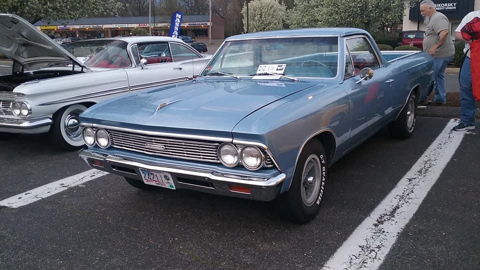 AJ's Car of the Day 1966 Chevrolet El Camino