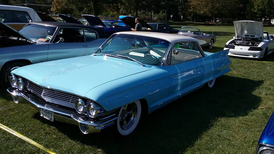 AJ's Car of the Day: 1961 Cadillac Coupe DeVille