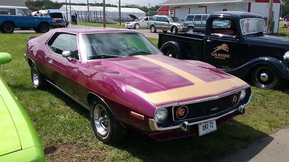 AJ's Car of the Day: 1972 American Motors Corporation (AMC) AMX